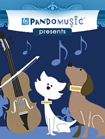 Pando Music- Felix Pando Mozart for Dogs and Cats